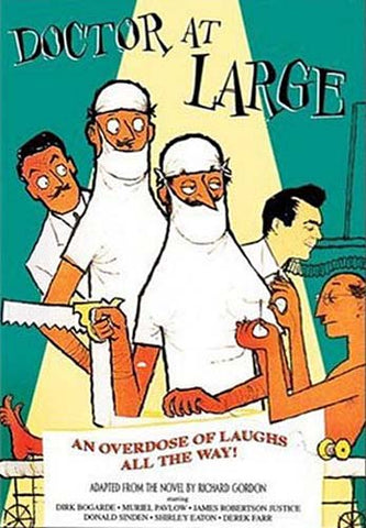 Doctor at Large DVD Movie
