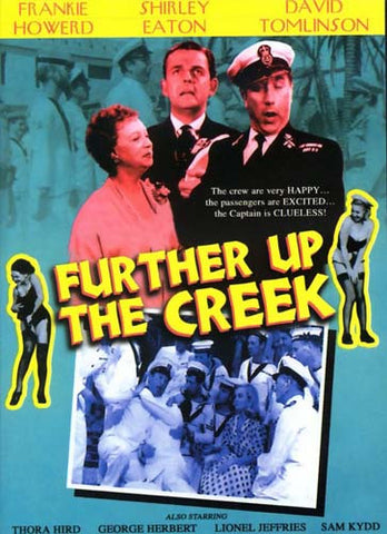 Further Up the Creek DVD Movie