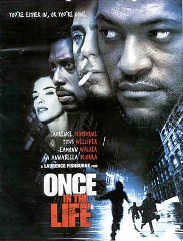 Once In The Life DVD Movie