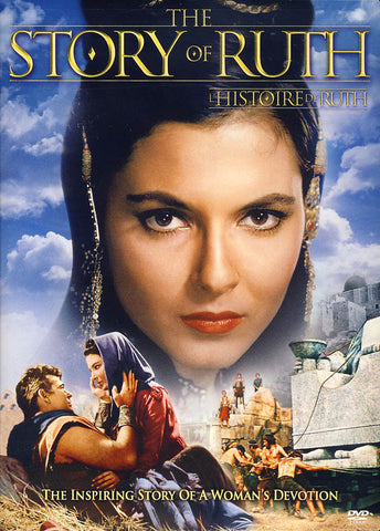 The Story of Ruth (Bilingual) DVD Movie