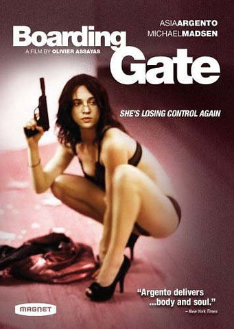Boarding Gate DVD Movie