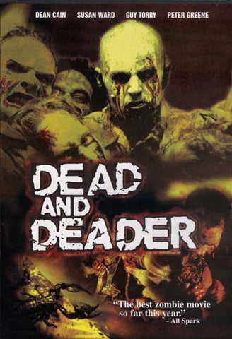 Dead and Deader DVD Movie
