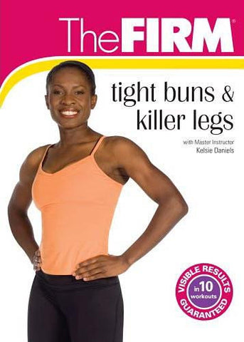 The Firm - Tight Buns & Killer Legs DVD Movie