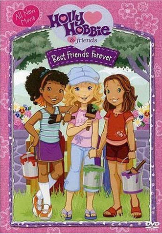 Holly Hobbie And Friends - Best Friends Forever DVD Movie