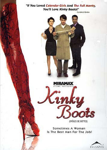 Kinky Boots (Bilingual) DVD Movie