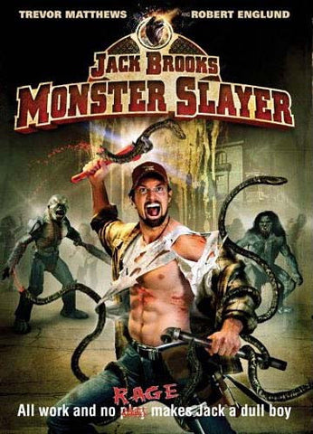 Jack Brooks: Monster Slayer DVD Movie