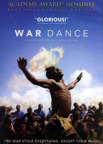 War Dance DVD Movie