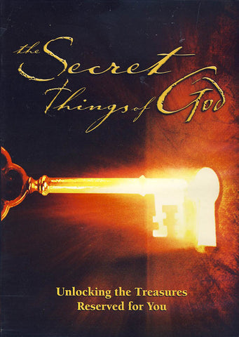 The Secret Things of God DVD Movie