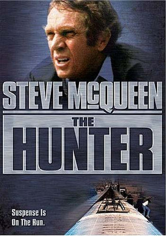 The Hunter (Steve McQueen) DVD Movie