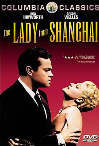 The Lady from Shanghai DVD Movie