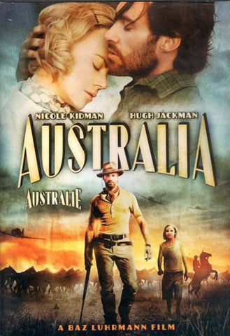 Australia (Australie)(Bilingual) DVD Movie