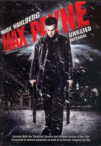 Max Payne (Single Disc) (Unrated) (Bilingual) DVD Movie
