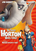 Dr. Seuss - Horton Hears a Who (Widescreen and Full-Screen Edition) (Bilingual) DVD Movie