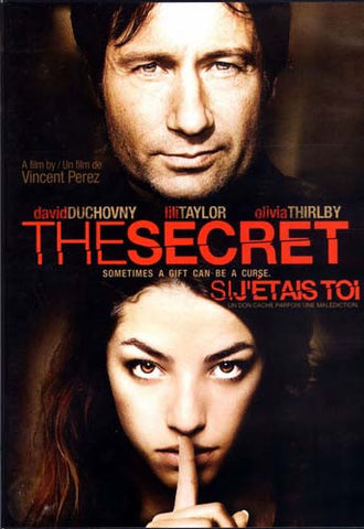 The Secret (David Duchovny) DVD Movie