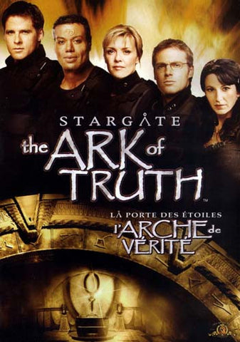 Stargate - The Ark of Truth (Bilingual) DVD Movie