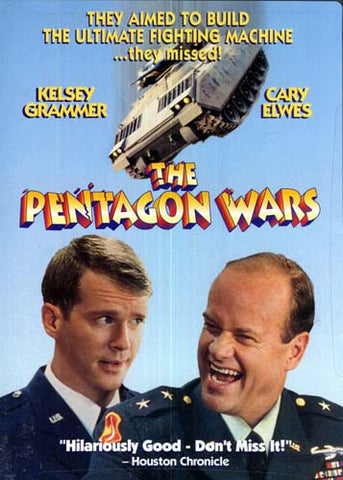 The Pentagon Wars DVD Movie