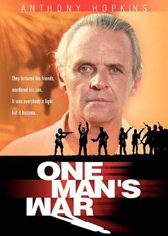 One Man's War DVD Movie