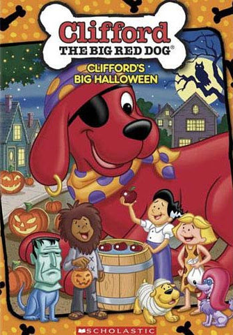 Clifford The Big Red Dog: Clifford s Big Halloween DVD Movie