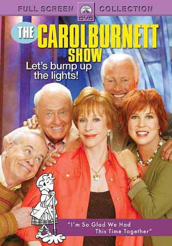 The Carol Burnett Show - Let s Bump Up the Lights DVD Movie