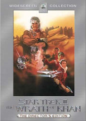 Star Trek II - The Wrath of Khan (The Director s Edition) (Bilingual)