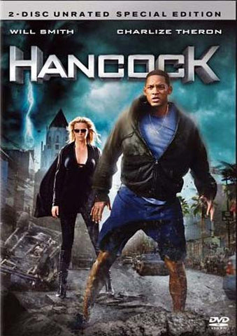 Hancock (Two-Disc Unrated Special Edition) DVD Movie