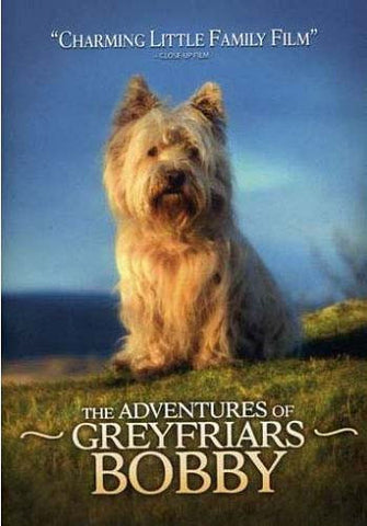 The Adventures Of Greyfriars Bobby DVD Movie