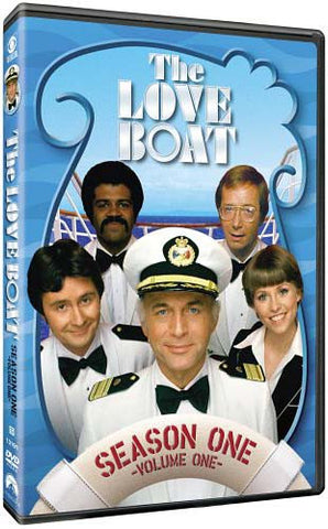 The Love Boat - Season One - Vol. 1 (Boxset) DVD Movie