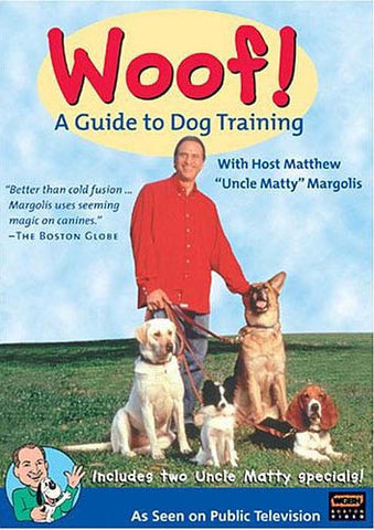Woof! A Guide To Dog Training DVD Movie