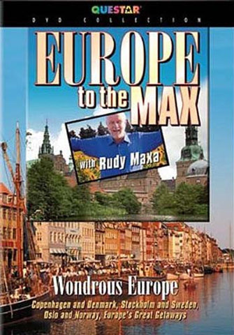 Europe to the Max - Wondrous Europe DVD Movie