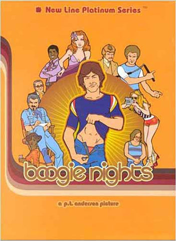 Boogie Nights (Cardboard Slipcover) DVD Movie