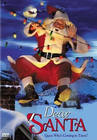 Dear Santa DVD Movie