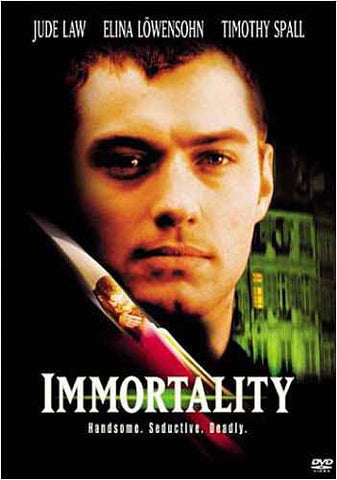 Immortality DVD Movie