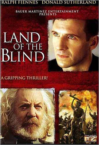 Land Of The Blind(Bilingual) DVD Movie