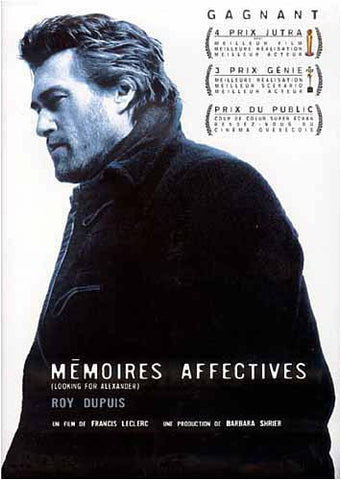 Memoires Affectives / Looking for Alexander DVD Movie