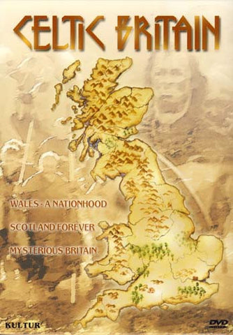 Celtic Britain - Wales - A Nationhood, Scotland Forever, Mysterious Britain (Boxset) DVD Movie