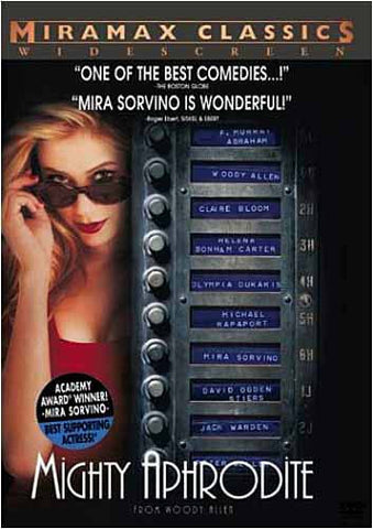 Mighty Aphrodite DVD Movie