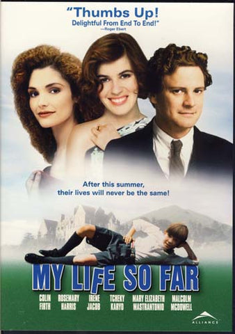 My Life So Far (ALL) DVD Movie