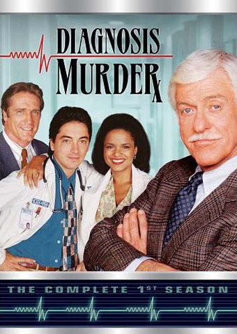 Diagnosis Murder - The Complete 1st Season (Boxset) DVD Movie