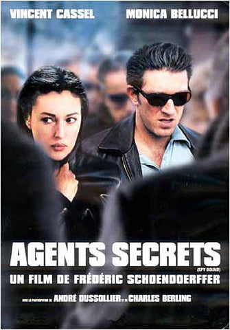 Agents Secrets / Spy Bound (Reversible Cover) DVD Movie
