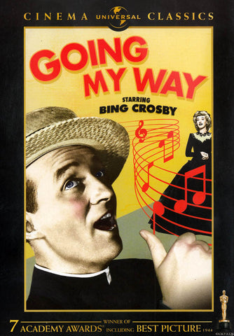 Going My Way DVD Movie