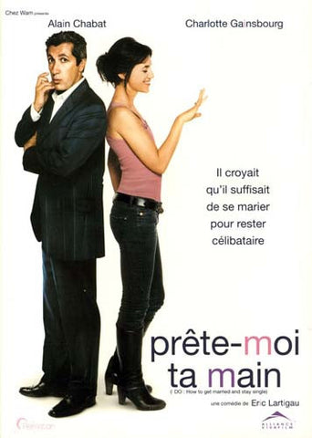 Prete-Moi Ta Main /  I Do - How To Get Married And stay Single DVD Movie