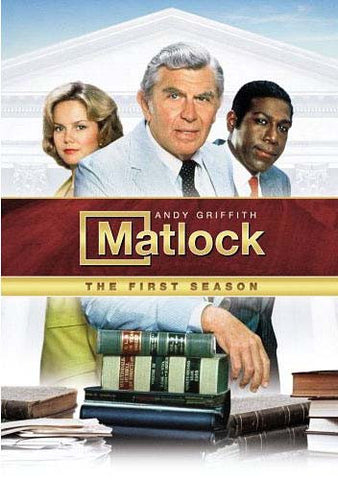 Matlock - The First Season (Boxset) DVD Movie