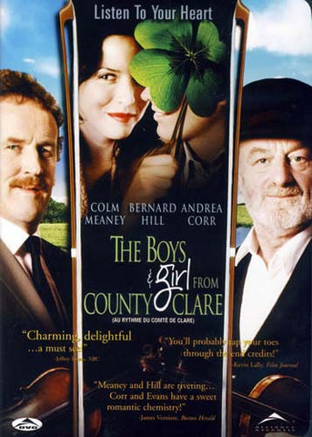 The Boys and Girl From County Clare DVD Movie