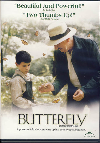 Butterfly (Jose Luis Cuerda) (Bilingual) DVD Movie
