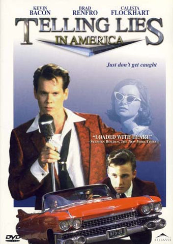 Telling Lies in America DVD Movie