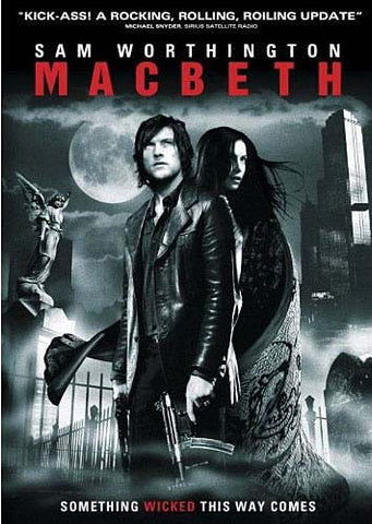 Macbeth DVD Movie