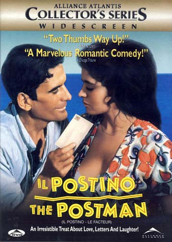 Il Postino (The Postman) DVD Movie