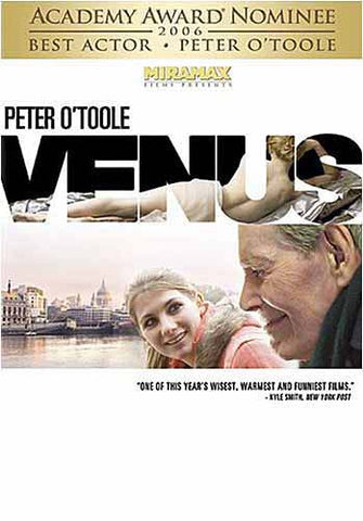 Venus DVD Movie