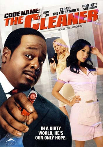 Code Name - The Cleaner (Bilingual) DVD Movie