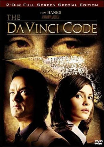 The Da Vinci Code (Full Screen Two-Disc Special Edition) DVD Movie
